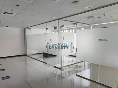 Office for Rent in Business Bay, Dubai - Position Perfect | Fitted Office | Near Metro Station