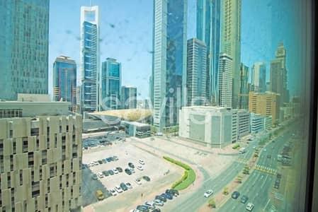 مکتب  للبيع في مركز دبي المالي العالمي، دبي - Unit Vacant   Rare on the market   DIFC
