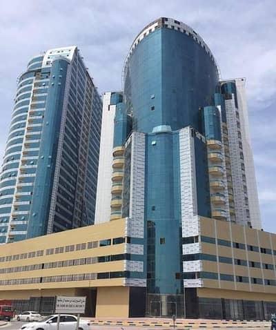 شقة 1 غرفة نوم للايجار في البستان، عجمان - شقة في أبراج أورينت البستان 1 غرف 24000 درهم - 4328164