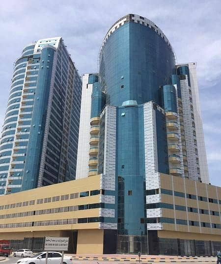BRAND NEW APARTMENT !! SEA VIEW & ROAD VIEW 1 BHK FOR RENT IN ORIENT TOWER.