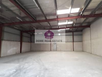مستودع  للايجار في القصيص، دبي - 4000 Sqft Insulated Warehouse Available For Rent In Al Quasis