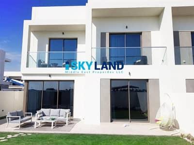3 Bedroom Villa for Sale in Yas Island, Abu Dhabi - Zero Registration Fees ! 3BR Handover Soon !