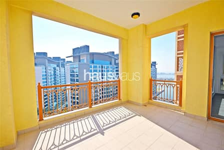 2 Bedroom Apartment for Rent in Palm Jumeirah, Dubai - C Type | High floor | Well maintained | Vacant