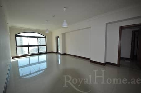 فلیٹ 2 غرفة نوم للبيع في نخلة جميرا، دبي - 2 bedroom | Partial Sea View | Golden Mile