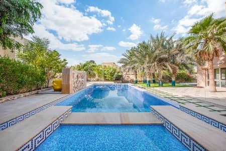 5 Bedroom Villa for Sale in The Meadows, Dubai - Private Pool | Five Bed | Corner Plot | Vacant