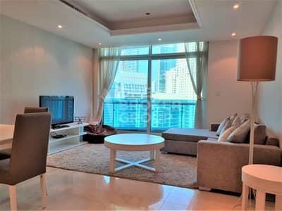 2 Bedroom Apartment for Rent in Dubai Marina, Dubai -  Marina view