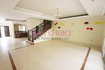 5 Bedroom Villa for Rent in Mirdif, Dubai - 5BR Compound Villa | Separate Hall | 4 Cheques