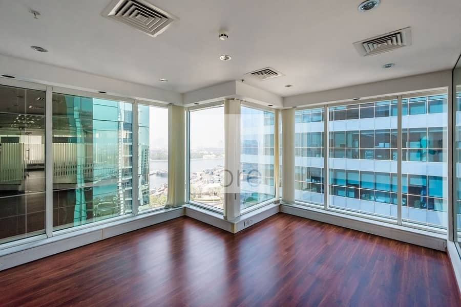2 On High Floor | Fitted Partitioned Office