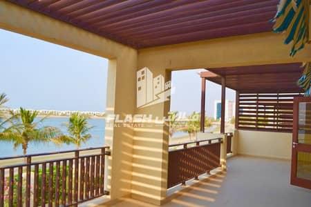 فیلا 4 غرفة نوم للايجار في میناء العرب، رأس الخيمة - 4 BR BEACHFRONT VILLA I  TRANQUIL SPACE