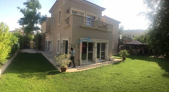 فیلا 4 غرفة نوم للايجار في المرابع العربية، دبي - Upgraded Villa 4 Bedroom Living n Dinning Extended