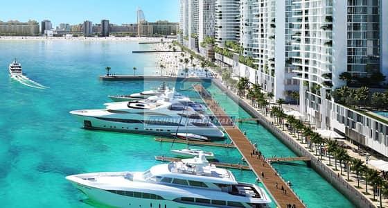 شقة 1 غرفة نوم للبيع في دبي هاربور، دبي - Luxurious 1 Bed Room with Panoramic View - with payment over 5 Yearss
