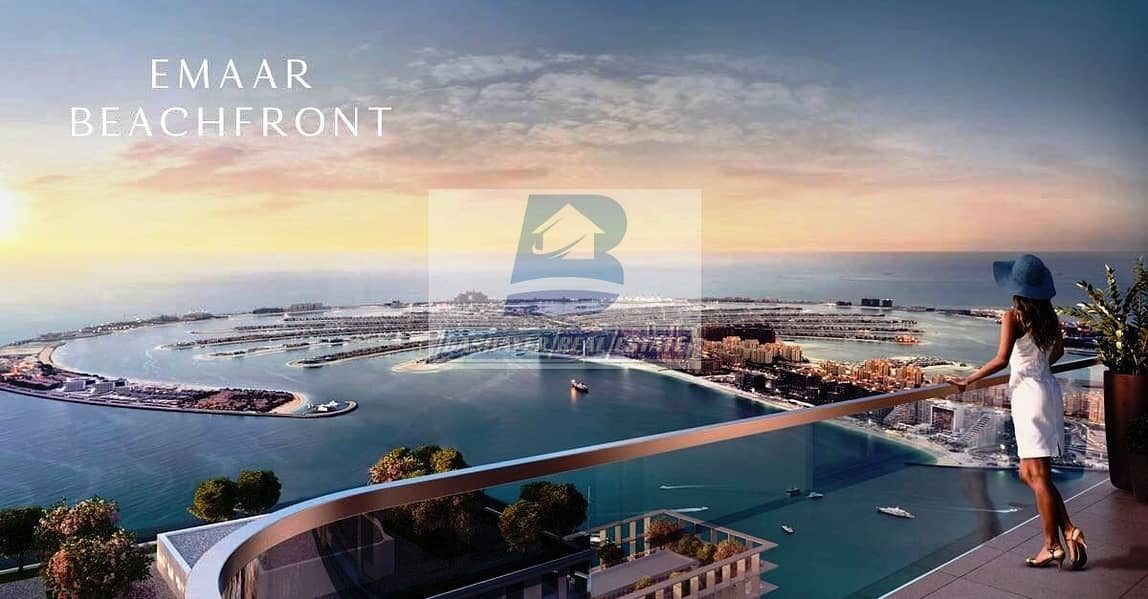 10 Luxurious 1 Bed Room with Panoramic View - with payment over 5 Yearss