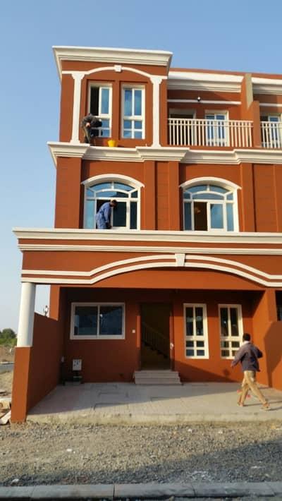 3 Bedroom Villa for Rent in Ajman Uptown, Ajman - Duplex 3 bhk with parking in Ajman Uptown