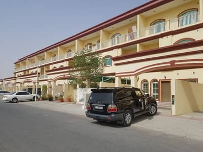 3 Bedroom Villa for Rent in Ajman Uptown, Ajman - //LOOK NEW 2 STORY VILLA  3 BEDROOMS HALL BEAUTIFUL CENTRAL A/C DIRECT EMIRATE ROAD