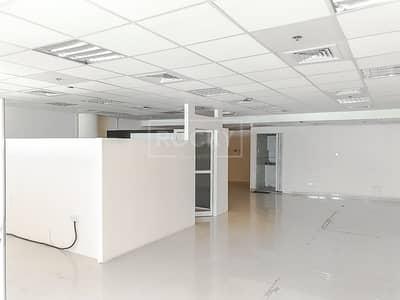مکتب  للايجار في واحة دبي للسيليكون، دبي - Fitted Office| Chiller Free | Multiple Cheques | Silicon Oasis
