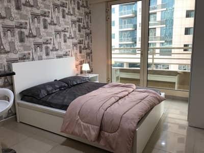 استوديو  للايجار في دبي مارينا، دبي - شقة في برج مانشستر دبي مارينا 45000 درهم - 4328644