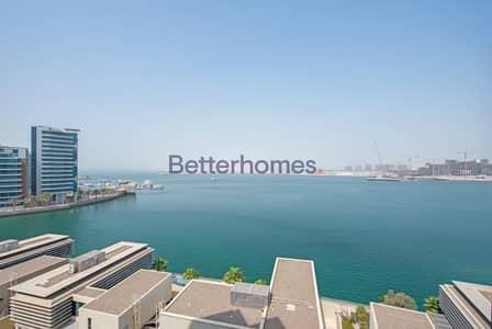 3 Bedroom Apartment for Sale in Al Raha Beach, Abu Dhabi - Largest 3 Bedroom 3 Bathroom Maids Room Sea View