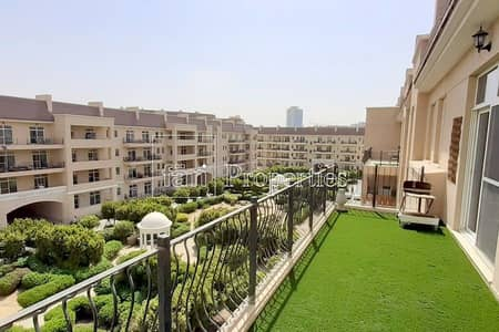 2 Bedroom Apartment for Sale in Motor City, Dubai - Garden View 2BR | 2 Parkings | Well Maintained