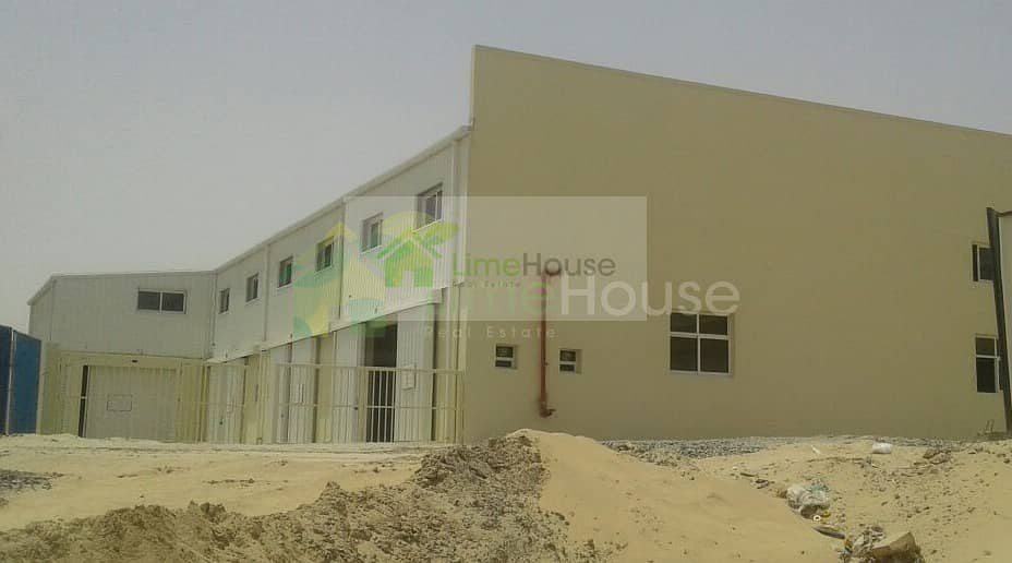 Warehouses for lease in Jebel Ali Ind. 1