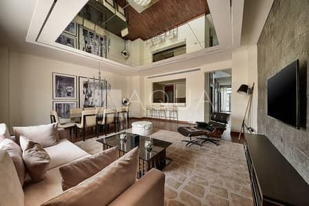 4 Bedroom Villa for Rent in DAMAC Hills (Akoya by DAMAC), Dubai - Branded Furnished 4 BR Paramount Villa