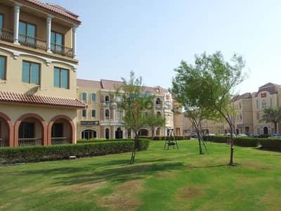 استوديو  للايجار في المدينة العالمية، دبي - Best Price Studio in a Family Bldg. Spain Cluster