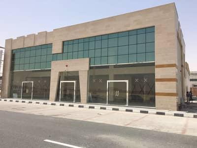 showroom for rent in industrial 18 in Sharjah