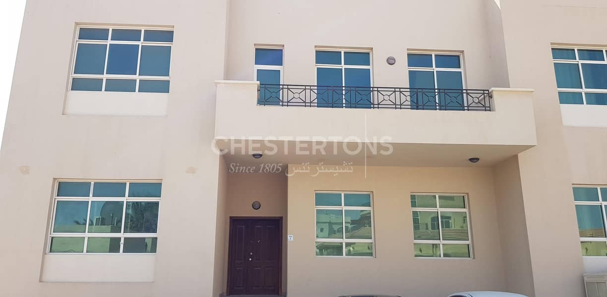 Spacious and Well-Maintained 5BR in a Compound 10 Spacious And Well-Maintained 6BR In A Compound