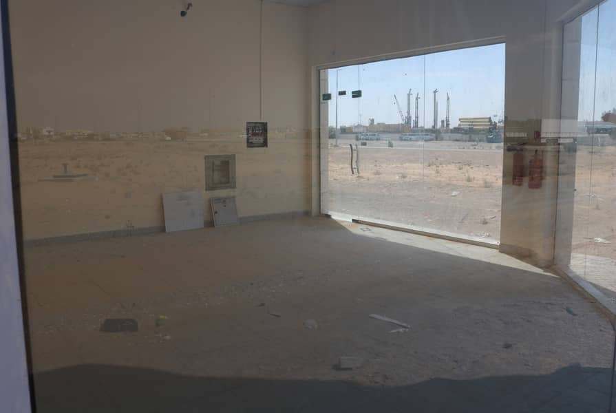 Shop for Rent AED 13000/- in Sajja