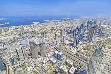 مکتب  للايجار في وسط مدينة دبي، دبي - The very last office with a private terrace