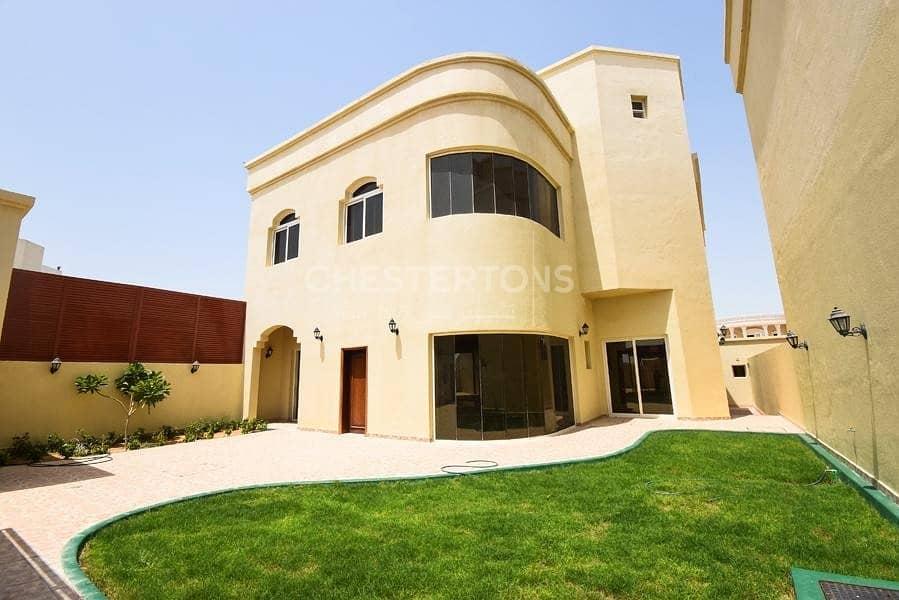 Big Standalone 7BR Villa with Private pool | Khalifa City A