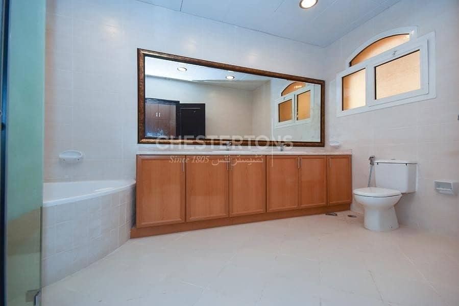 20 Big Standalone 7BR Villa with Private pool | Khalifa City A