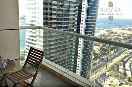 2 Bedroom Apartment for Sale in Dubai Marina, Dubai - Water View