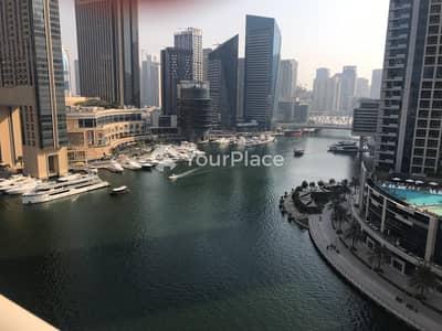 فلیٹ 2 غرفة نوم للبيع في دبي مارينا، دبي - Investors Deal ROI 6 Per. Management Support