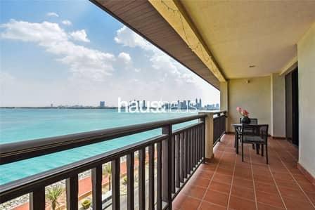 شقة 1 غرفة نوم للبيع في نخلة جميرا، دبي - Vacant | Top Floor | Best Price on the Market