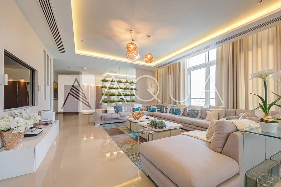 1 Rare Penthouse | Huge Terrace w Sea View