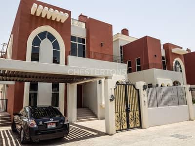 فیلا 4 غرفة نوم للايجار في مدينة خليفة أ، أبوظبي - Super Deluxe finishing 6MR villa for rent in KHA 19 Super Deluxe Finishing 4BR Villa For Rent In Khalifa city A