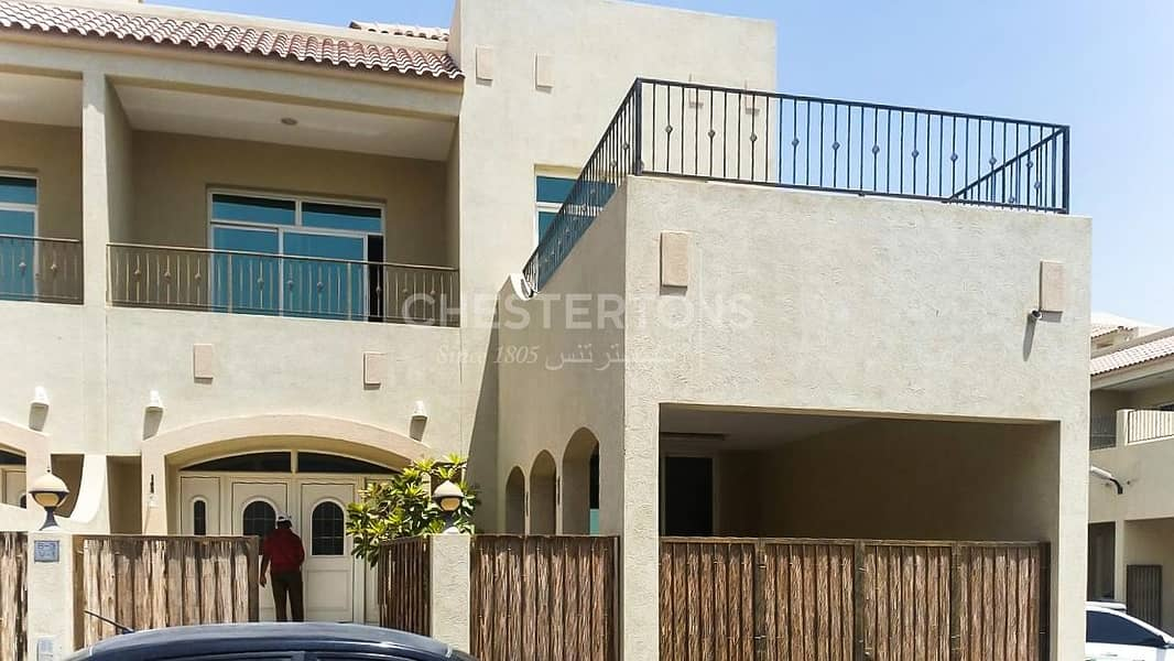 2 Prime Location 3BR Villa Shared Pool/Gym|Kids Play Area