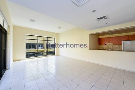 1 Bedroom Apartment for Rent in The Greens, Dubai - Garden View | Vacant Soon | Multiple Cheques