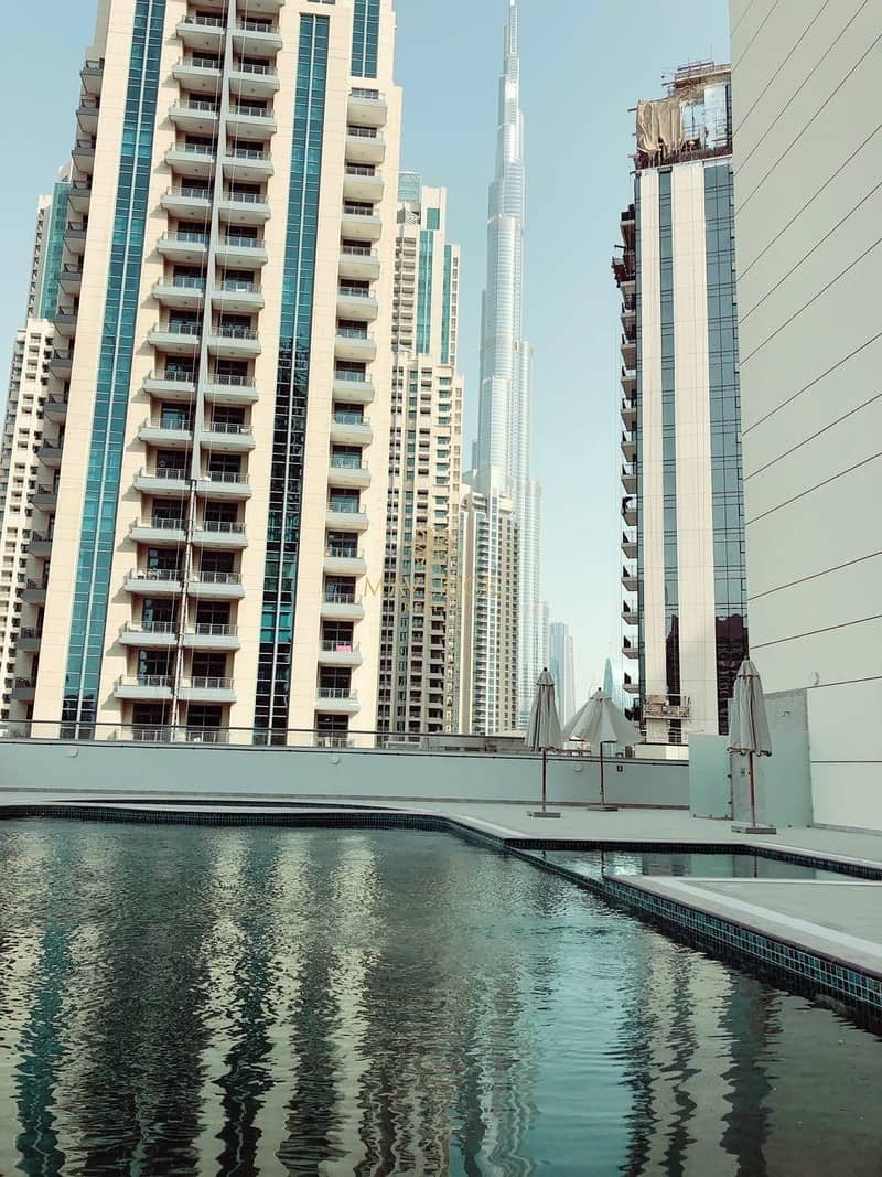14 Luxuriously Furnished 2BR | Bahwan Tower