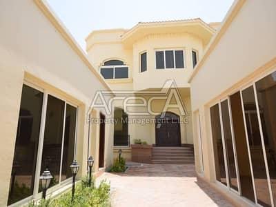 فیلا 7 غرفة نوم للايجار في مدينة خليفة أ، أبوظبي - MASSIVE REDUCTION!! Big Standalone 7 Bed Villa with Private pool | Khalifa City A