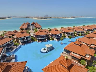 1 Bedroom Flat for Sale in Palm Jumeirah, Dubai - Stunning Sea Views I Private Beach Access