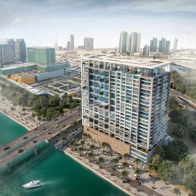Studio for Sale in Al Reem Island, Abu Dhabi - Canal Views 0% Downpayment 1% Monthly 0 Fees