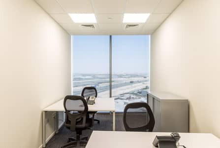 Office for Rent in Jebel Ali, Dubai - Rent your office space for 5-6 people in Dubai, JAFZA One