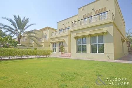 5 Bedroom Villa for Rent in The Lakes, Dubai - Exclusive| Type 7 | 5 Beds Villa | Maeen