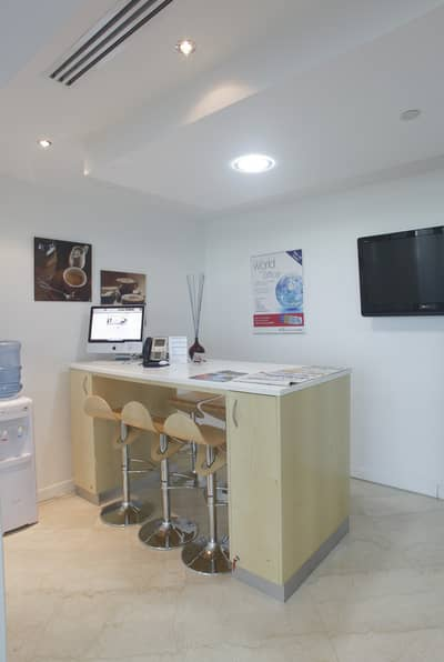 Office for Rent in Jebel Ali, Dubai - Co-working office spaces in Dubai, JAFZA View