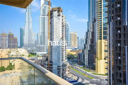 1 Bedroom Flat for Rent in Downtown Dubai, Dubai - Great Layout | Value Deal | Burj Khalifa Views
