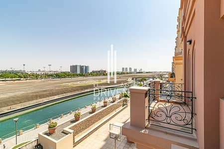 1 Bedroom Apartment for Rent in Dubai Sports City, Dubai - Large 1 Bed with 2 Balconies | Canal View