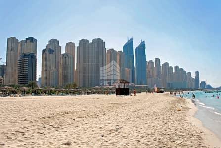 محل تجاري  للايجار في جي بي ار، دبي - Exquisite Location   Restaurant   Jumeirah Beach Residence