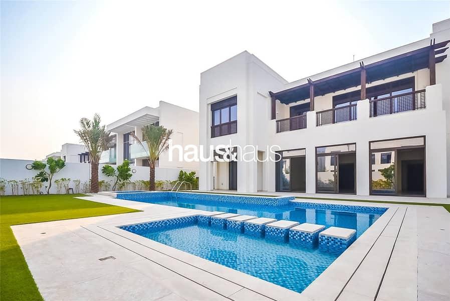Open House Fully Landscaped Modern Arabic Bayut Com