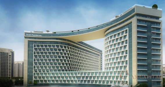 Hotel Apartment for Sale in Palm Jumeirah, Dubai - LUXURY HOTEL APARTMENT ON PALM JUMEIRAH